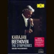 Herbert von Karajan - Beethoven: The Symphonies (0044007341070) (3 DVD)