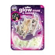 Brainstorm Toys B8625 Glow Stars and Fairies