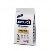 Hrana caini Advance Mini Sensitive 7,5 kg