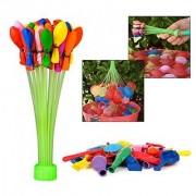 Magic Water Ballons Multicolor 100 ballons in 60 sec! ( Set of 5 x 37 )