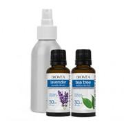 ESSENTIAL OIL BLENDING KIT (Lavender & Tea Tree)