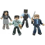 Diamond Select Toys Gotham Minimates Series 1 Box Set Action Figure