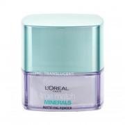 L´Oréal Paris True Match Minerals 10 g zmatňujúci púder pre ženy Translucent