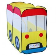 Gigatent My First School Bus Play Tent