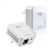 Tenda Mini PowerLine Adapter Kit - 200Mbps