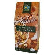 Musli crunchy bio Matinee cu migdale