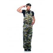 Leg Avenue Special Ops Officer Costume 83697