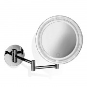 Decor Walther BS 17 Touch LED wall mirror round