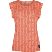 CHIEMSEE Damen T-Shirt ADELE, Bound Burnout, Gr. XS