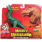 Mighty Megasaur Mini Velociraptor Lights Sounds Dinosaurs