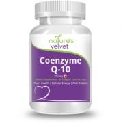 Natures Velvet Lifecare Coenzyme Q-10 100mg for Heart Health Energy Metabolism 60 Softgels