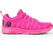 Gorilla Wear Brooklyn Knitted Sneakers - Pink/White - 37