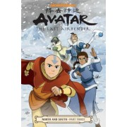 Avatar: The Last Airbender--North and South Part Three, Paperback