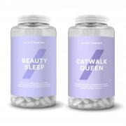 Myvitamins Beauty Sleep and Catwalk Queen Bundle