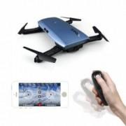 Drona JJRC H47 Elfie+ camera 720p wifi cu transmisie pe telefon altitudine automata radiocomanda cu G-Senzor