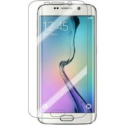 Folie plastic pentru Samsung Galaxy S6 Edge Full adeziv acopera intreg display-ul