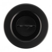 Bodum LID Couvercle en plastique pour bol supérieur 1208-10 Noir