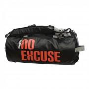 Princess Duffle Bag No Excuse Bk/Rd