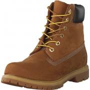 Timberland 6 Inch Premium Boot Rust, Skor, Kängor & Boots, Kängor, Brun, Dam, 35