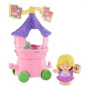 Fisher-Price Little People Desfile de Princesas, Rapunzel