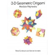 3-D Geometric Origami, Paperback