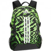 Adidas Groen/zwarte rugtas