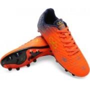 Pure Play PPFBM-9001-Free Kick Football Shoes For Men(Orange)