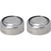 Set 2 baterit buton LR 44, 1,5 V, 150 mAh, Energizer