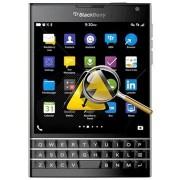 BlackBerry Passport Diagnose