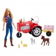 Barbie En La Granja