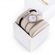 Ceas pentru dama, Daniel Klein Gift Set, DK12100-1