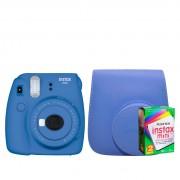 Starterskit - Fuji Instax Mini 9 Cobalt Blue