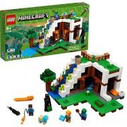 Lego (Lego) Fall of Minecraft Falls 21134