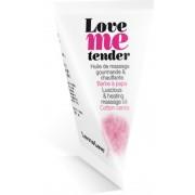 Love to Love Olio da massaggio edibile Love to Love Love Me Tender - Zucchero filato 10ml