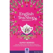 English Tea Shop Super Berries Mix Biologisch 20st