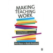 Making teaching work teaching smarter in post-compulsory education