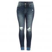 Calça Jeans Brix Cropped Azul