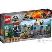 LEGO® Atacul Avanpostului Cu Dilophosaurus 75931