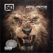 Video Delta 50 Cent - Animal Ambition: An Untamed Desire To Win - CD