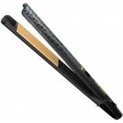Placa de indreptat parul Babyliss Creative Gold ST410E, LED, 230 grade (Negru)