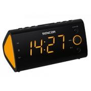 Sencor SRC170OR narancs rádiós ébresztő óra