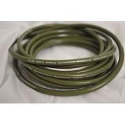 Ecosse Cables MS2.3 Monocrystal 1 meter Grön