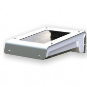 L.S.C. Isolanti Elettrici Lampada Led Solare A Muro Da Esterno Con Sensore Dimovimento Ilamp120e