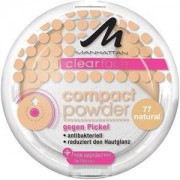 Manhattan Make-up Face Clearface Compact Powder No. 75 1 Stk.