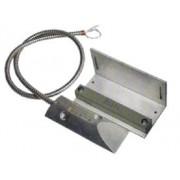 Sensor Magnetico Porta de Aço Pesado - MPI ALUMINIO - Stilus -