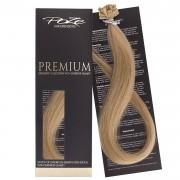 Poze Premium Keratin Extensions Natural Blonde 9N - 50cm