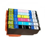 Pack 7 cartouches pour imprimante Epson Expression