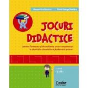 Jocuri didactice. Clasele I si a II-a