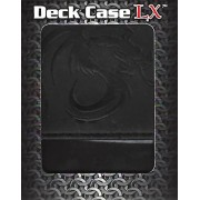 1 Case Of Bcw Premium Black Deluxe Leatherette Deck Box (24 Deck Boxes)