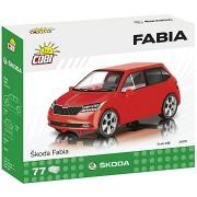 Cobi Škoda Fabia 2019-es modell 1:35